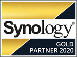 Synology Gold Partner Logo